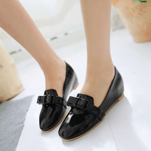 Load image into Gallery viewer, Women Flats Girl Casual Shoes Bowtie Ballet Shoes