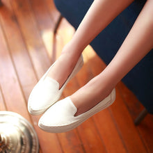 Load image into Gallery viewer, Simple Flats Fashion Women Shoes 8994