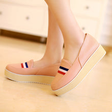 Load image into Gallery viewer, Women Wedges High Heels Platform Shoes 7310
