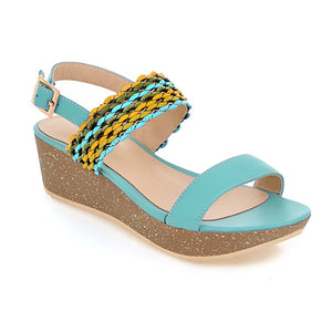 Fashion-Wedges-Sandals-Women-Platform-Shoes 5631