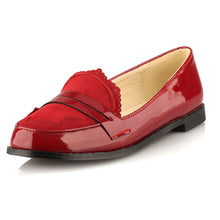 Load image into Gallery viewer, Carving Women Flats Platform Shoes 7061