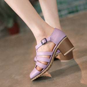 Fashion Sandals Pumps Platform High Heels Women Dress Shoes 3447