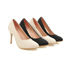 Load image into Gallery viewer, Sexy Women High Heel Shoes New Arrive Pumps 2016