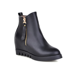 Wedges Boots High Heels Women Shoes Fall|Winter 1121