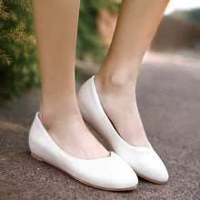 Load image into Gallery viewer, Sweet Candy Color Flats Women Shoes 4893
