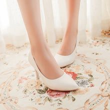 Load image into Gallery viewer, Pointed Toe Club Pumps High Heels Fashion Women Shoes 8155