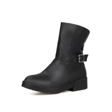 Load image into Gallery viewer, Buckle Ankle Boots Women Shoes Fall|Winter 3550