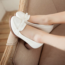 Load image into Gallery viewer, Sweet Bow Ladies Pumps Platform High Heels Women Shoes 9004