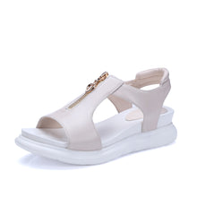 Load image into Gallery viewer, Women Sandals Polyurethane Outsole Platform Shoes