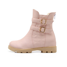 Load image into Gallery viewer, Buckle Ankle Boots Women Shoes Fall|Winter 9741