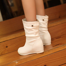Load image into Gallery viewer, Wedges Boots Women Shoes Fall|Winter 3249