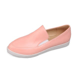 Women Flat Shoes New 2016 Black, White, Pink