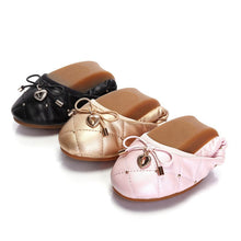 Load image into Gallery viewer, Casual Women Flats for Pregnant Woman TPR Sole Loafers Ballet Shoes