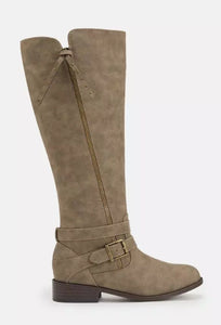 Low Heel Women's Knight Boots