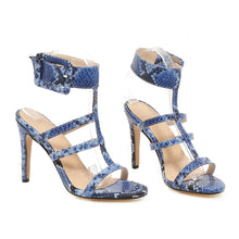 Load image into Gallery viewer, Women's Hollow Out Super High Heel Stiletto Heel Sandals