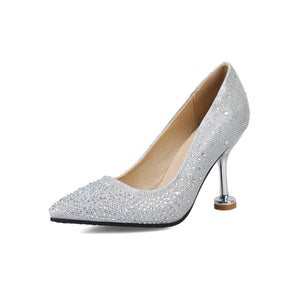 Pointed Toe High Heel Pointed Toe Wedding Shoes