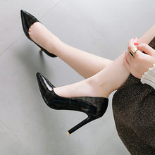 Load image into Gallery viewer, Sexy Super High Heel Pointed Stiletto Heel Pumps