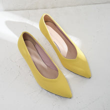 Load image into Gallery viewer, Pointed Toe Thin Heel High Heel 33-43 Size Women Pumps