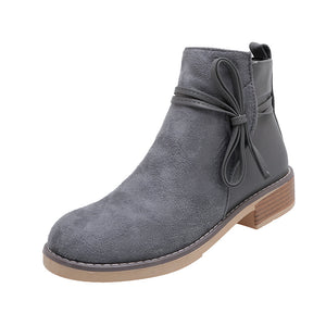 Women's Leisure Ankle Boots