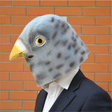 Pigeon Latex Mask for Halloween Masquerade Party