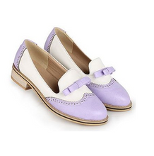 Load image into Gallery viewer, Bow Women Flats Shoes 5515