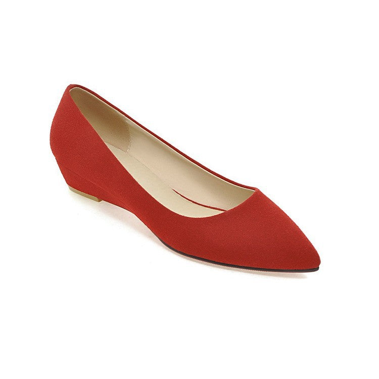 Women's Pointy Flats Shoes