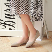 Load image into Gallery viewer, Women's Pointy Flats Shoes