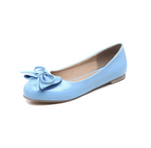 Load image into Gallery viewer, Women Flats with Bow Ballet Shoes Woman Loafers 3540