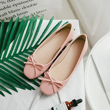 Load image into Gallery viewer, Women Flats Casual Loafers Shoes Bow Ballet Shoes