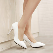 Load image into Gallery viewer, Sexy Pointed Toe High Heel Stiletto Heels Women Pumps