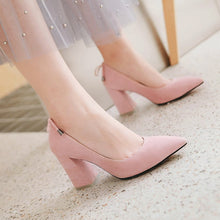 Load image into Gallery viewer, Pointed Toe Women High Heel Pumps