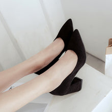 Load image into Gallery viewer, Pointed Toe High Heel Women Pumps