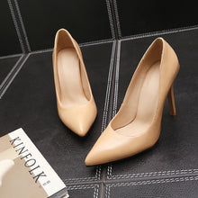 Load image into Gallery viewer, Sexy Super High Heel Wedding Shoes Women Pumps