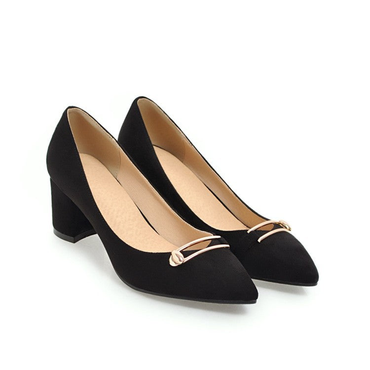 Women's Pumps High-heel Shallow Mouth