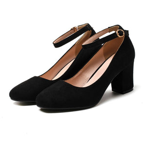 Women's Pumps High Heel Buckle