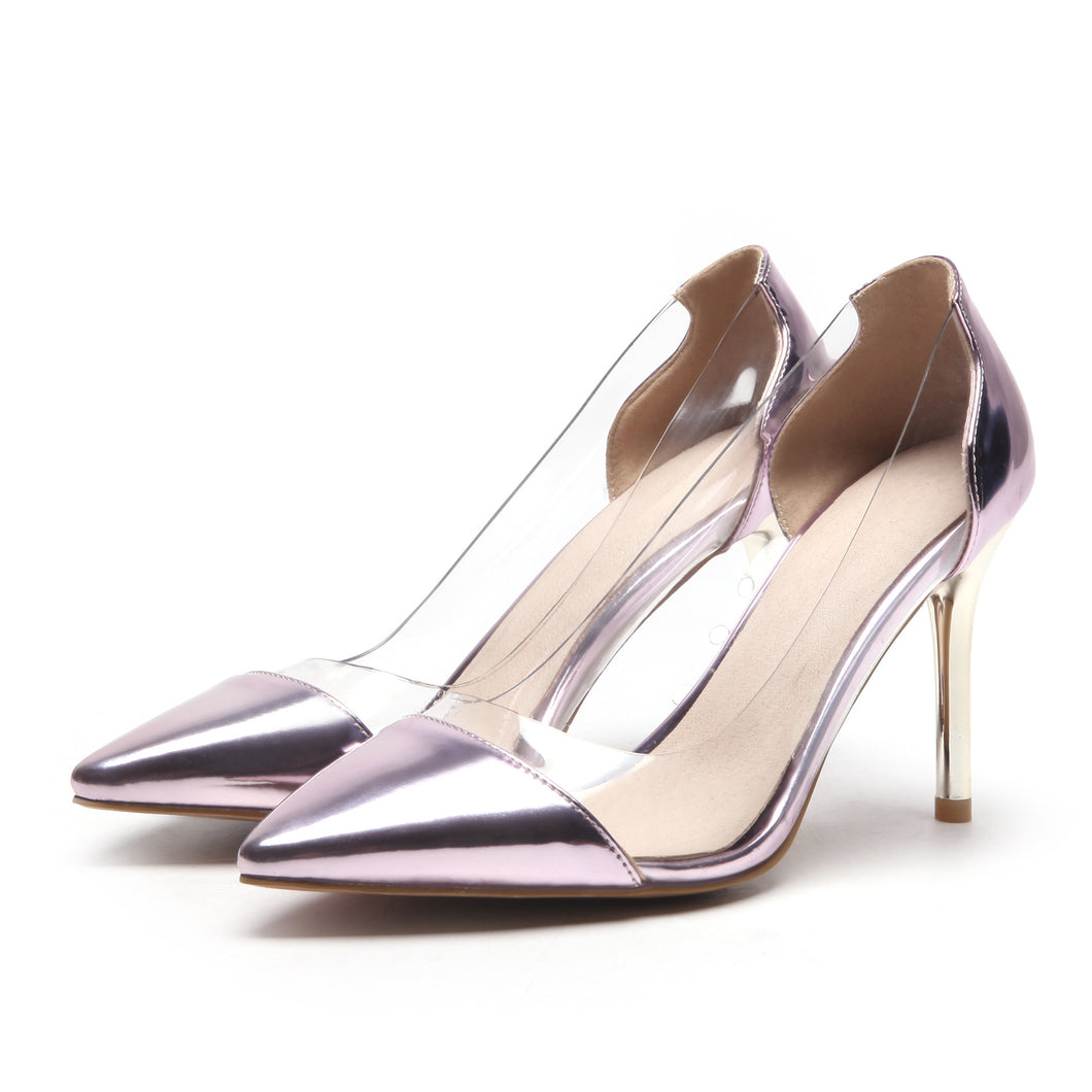 Stiletto Heel Pointed Toe High Heels Women Pumps