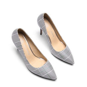Stiletto Super High Heel Shallow Mouth Pointed Toe Women Pumps