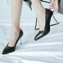 Load image into Gallery viewer, Sexy Thin Heel Super High Heel Shallow Mouth Pointed Toe Pumps
