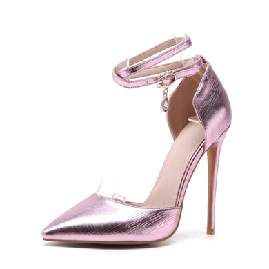 Women's High Heel Ankle Strap Stiletto Heel Sandals
