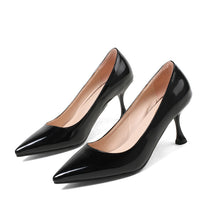 Load image into Gallery viewer, Pointed Toe High-heeled Shoes Women Pumps