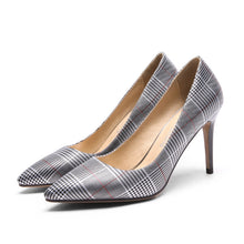 Load image into Gallery viewer, Stiletto Super High Heel Shallow Mouth Pointed Toe Women Pumps