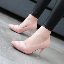 Load image into Gallery viewer, Sexy Thin Heel High Heel Women Pumps