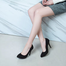 Load image into Gallery viewer, Sexy Thin Heel High Heel Pointed Toe Pumps