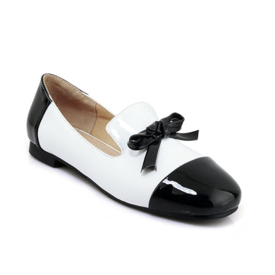 Women's Leisure Bow Flat Shoes