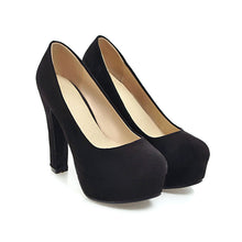 Load image into Gallery viewer, Super High Heel Platform Pumps