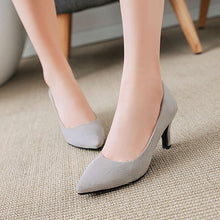 Load image into Gallery viewer, Pointed Toe Women High Heels Shoes