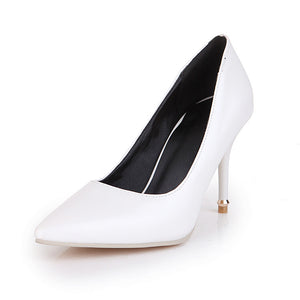 High Heel Pointed Toe Women Pumps