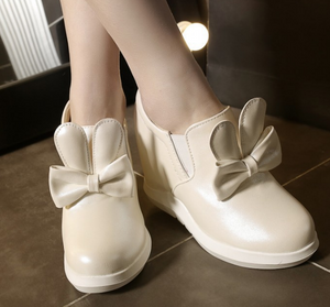 Women High Heels Wedge Shoes Platform 6341