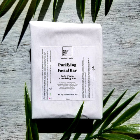 Purifying Facial Bar 4.5 oz.