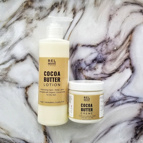 Cocoa Butter Essential Duo